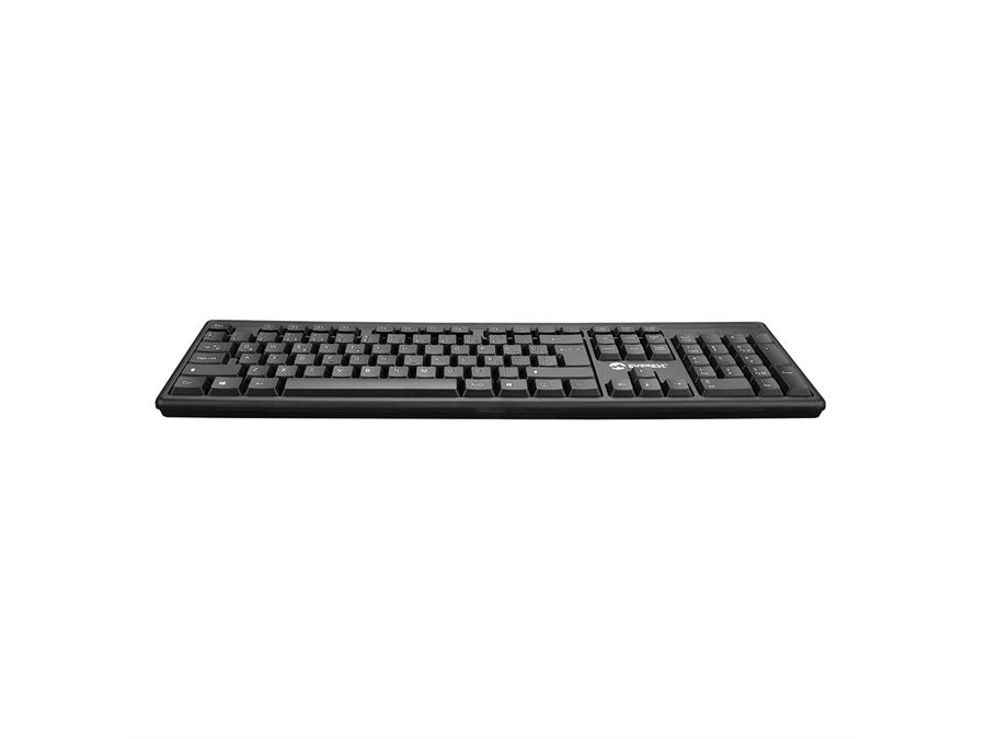 Everest KM-515 Siyah Usb Combo Q Standart Klavye + Mouse Set - 8680096027017