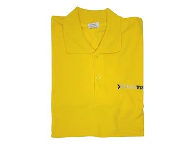 Faturamatik Bay / Bayan M Beden Sarı Tişört