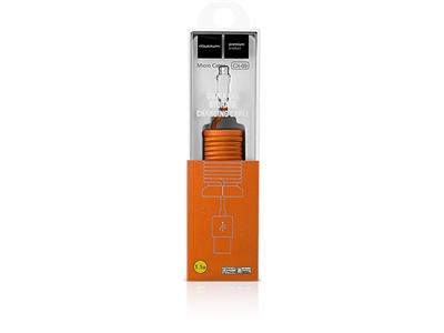 Powerway CX09 Micro USB Data ve Şarj Kablosu - Turuncu