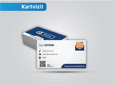 Reklamatik Kartvizit Paketi - 1000 Adet