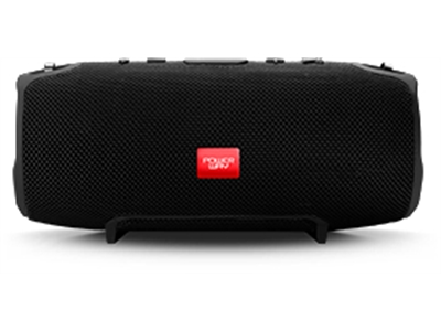 Powerway WRX08 Bluetooth Hoparlör Extra Bass Siyah