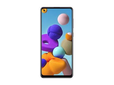 Samsung Galaxy A21S / 64 GB / Siyah