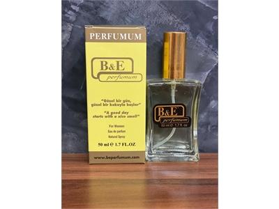 B&E Kadın Parfüm / M-20 Şekerli / Edp 50 ml / (5'li paket)